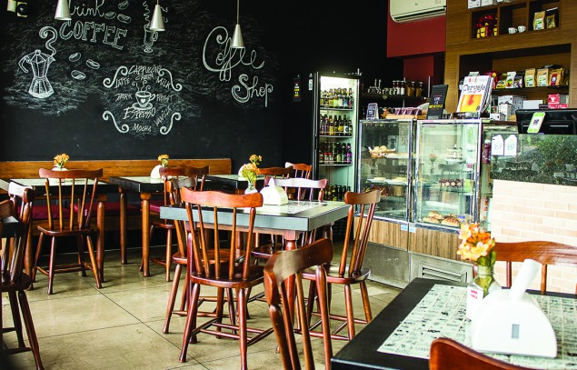 Kaffa Cafeteria