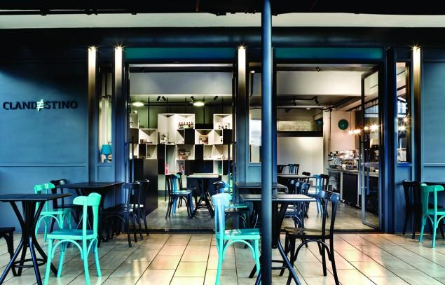 Café Clandestino