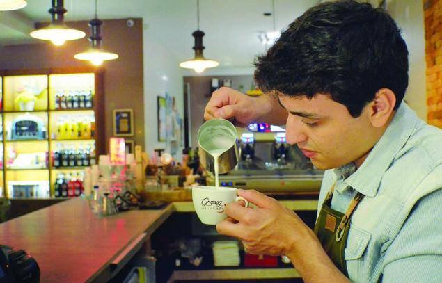 Grassy Spazio Caffè